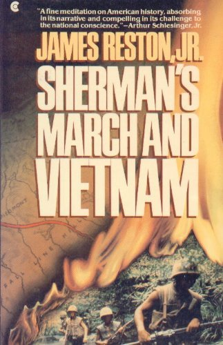 9780020363606: Sherman's March and Vietnam