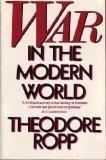 9780020363903: War in the Modern World