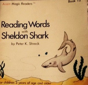 Reading Words With Sheldon Shark (9780020369608) by Peter K. Shreck; Sabrina P. Jarema