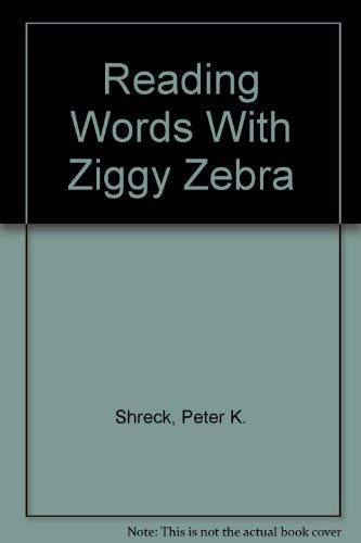 9780020369905: Reading Words With Ziggy Zebra