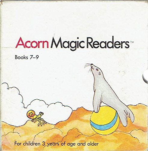 9780020370901: Acorn Magic Readers, No 3: Books 7 to 9