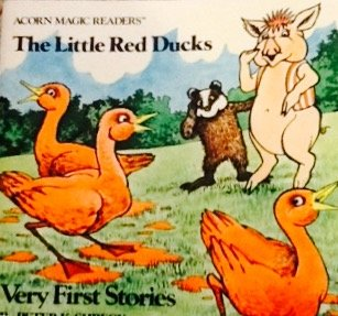 The little red ducks (Very first readers / by Peter K. Shreck) (9780020371601) by Peter K Shreck