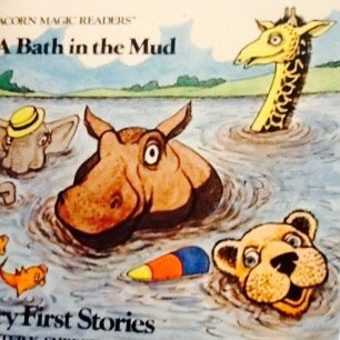 9780020371809: A bath in the mud (Very first stories / by Peter K. Shreck)