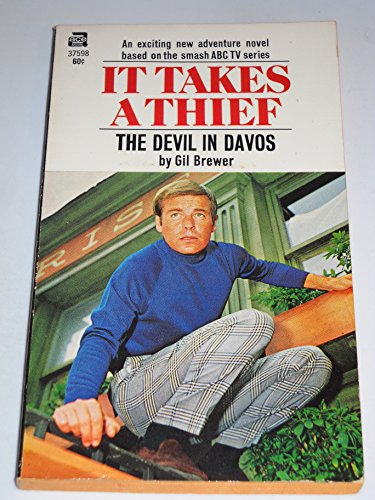 9780020375982: The Devil in Davos (It Takes a Thief)