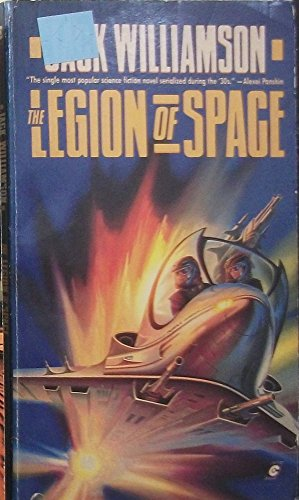 9780020383550: The LEGION OF SPACE (Collier Nucleus Fantasy & Science Fiction)
