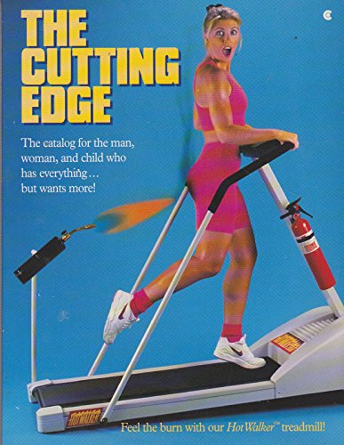 9780020402916: The Cutting Edge: The Catalog for the Man, Woman, and Child Who Has Everything...but Wants More!
