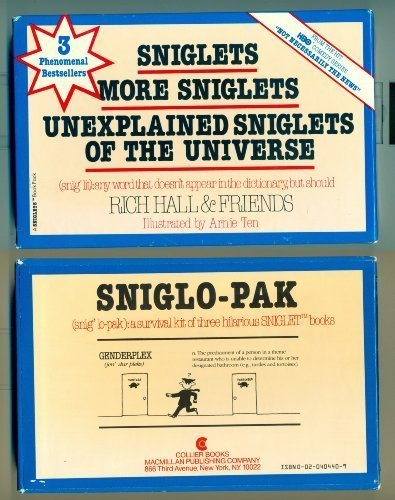 9780020404002: Unexplained Sniglets of the Universe