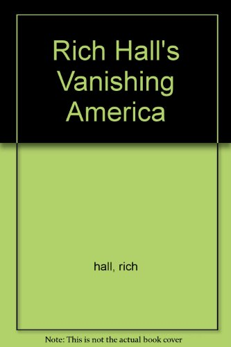 9780020404200: Rich Hall's Vanishing America