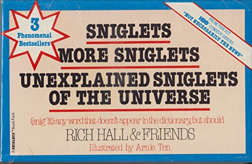 Sniglets Gift Box 3 Volume Set (0020404409) by Rich Hall