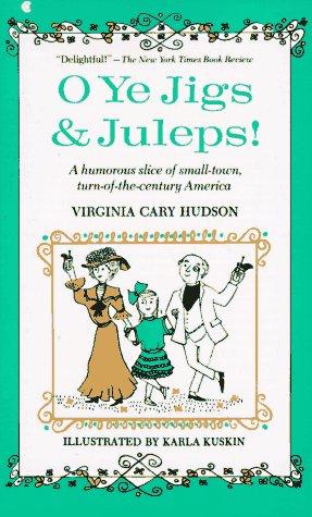 9780020404804: O Ye Jigs & Juleps!