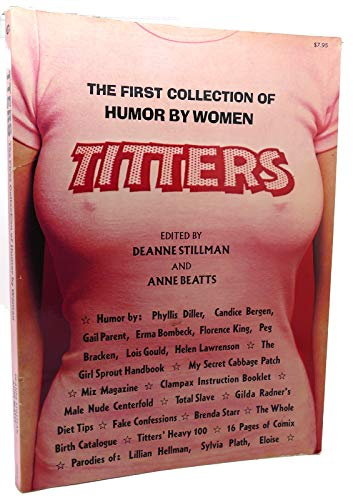 9780020407003: Titters: The first collection of humor by women