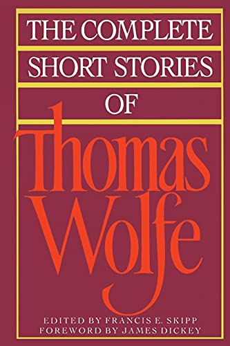 9780020408918: The Complete Short Stories of Thomas Wolfe