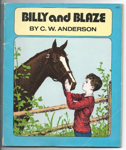 9780020414209: Billy and Blaze
