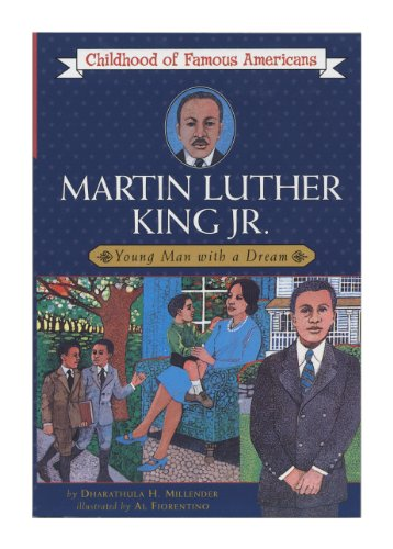 9780020420101: Martin Luther King, Jr.: Young Man with a Dream (Childhood of Famous Americans)