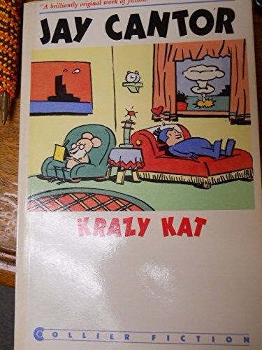 9780020420811: Krazy Kat: A Novel in Five Panels (Collier Fiction)