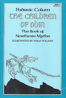 9780020421009: The Children of Odin: The Book of Northern Myths