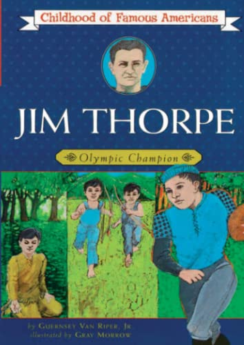 9780020421405: Jim Thorpe: Olympic Champion (Childhood of Famous Americans)