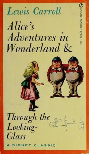 9780020423508: Alice's Adventures in Wonderland and Through the Looking Glass