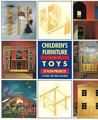 9780020427452: Children's Furniture and Toys