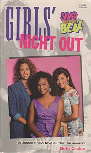 9780020427667: Girls' Night Out (Saved By the Bell)