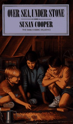 9780020427858: Over Sea, under Stone: The Dark is Rising Sequence
