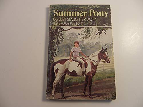 9780020429500: Summer Pony
