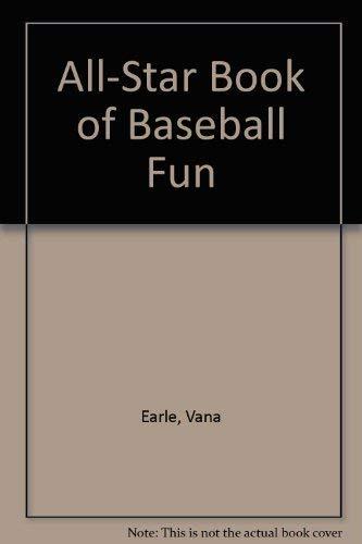9780020430209: All-Star Book of Baseball Fun