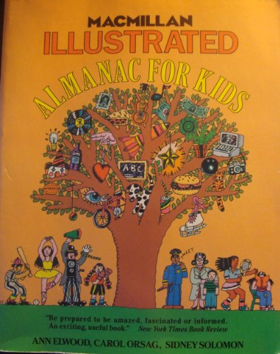 9780020430407: Macmillan Illustrated Almanac for Kids
