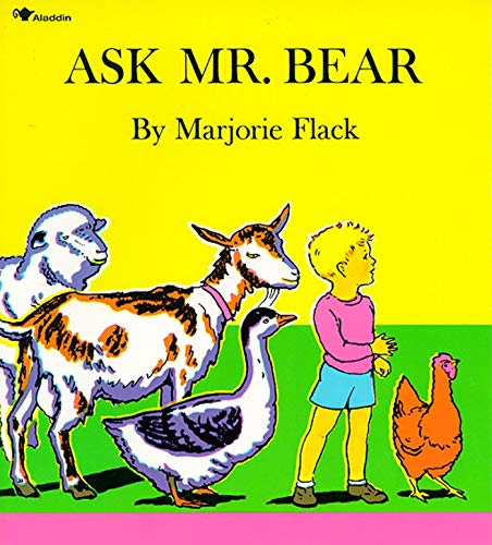 9780020430902: Ask Mr. Bear