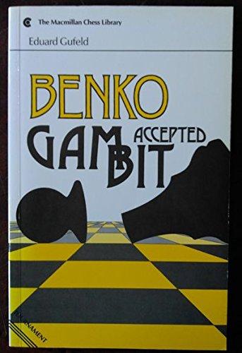 9780020432814: Benko Gambit Accepted (Macmillan Chess Library)