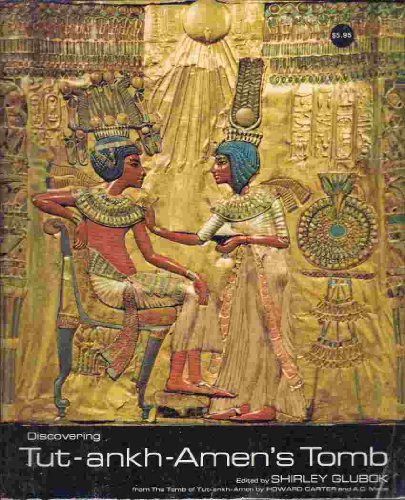 9780020433200: Discovering Tut-Ankh-Amen's Tomb