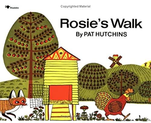9780020437505: Rosie's Walk