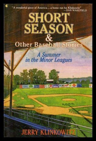 Short Season, and Other Stories (002044141X) by Jerome Klinkowitz