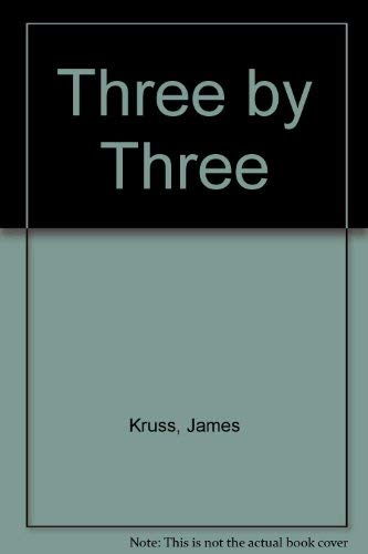 9780020441700: Three by Three