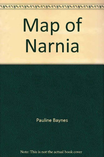 9780020443308: Map of Narnia