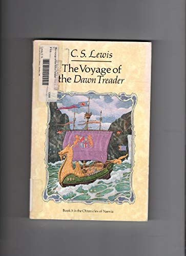 9780020444404: The voyage of the Dawn Treader