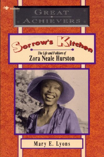 9780020444459: Sorrow's Kitchen: The Life and Folklore of Zora Neale Hurston (Great Achievers)