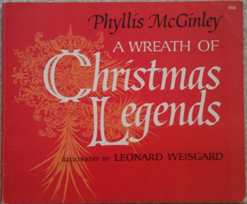 9780020444503: Wreath of Christmas Legends