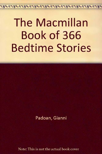 9780020446408: The Macmillan Book of 366 Bedtime Stories