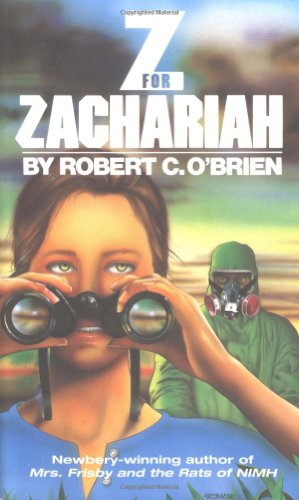 Z for Zachariah: Robert C. O'Brien