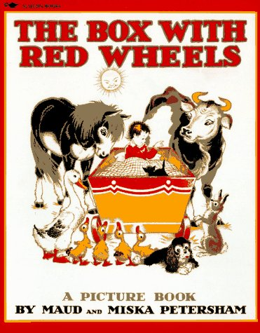 The Box With Red Wheels (re-issue edition): Petersham