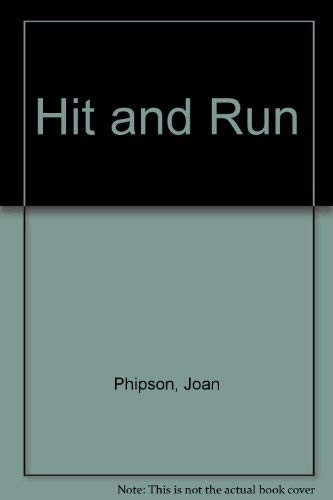 9780020446651: Hit and Run (Point Horror Series)
