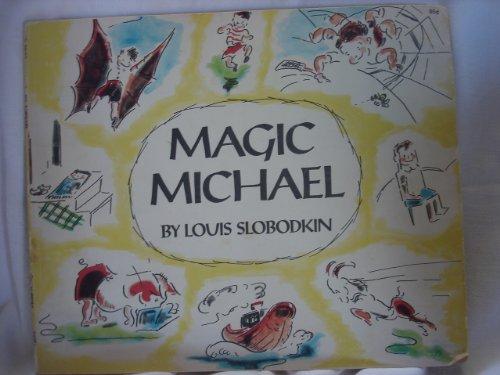 9780020450405: Magic Michael