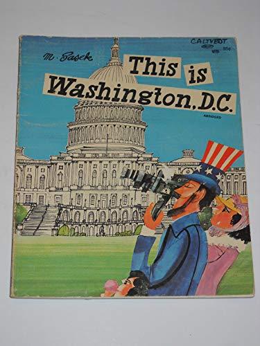 9780020451808: This Is Washington, D.C.