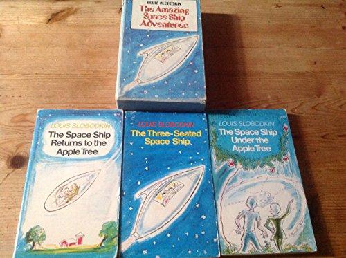 9780020452201: Amazing Space Ship Adventures (Boxed Set)