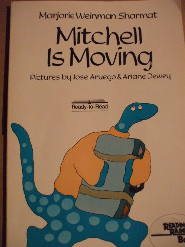 9780020452607: MITCHELL IS MOVING (Reading Rainbow Television Series Selection)