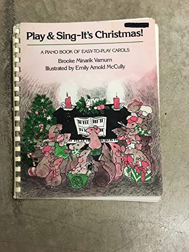 9780020454205: Play and Sing-It's Christmas
