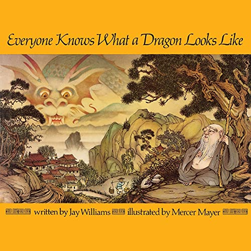 9780020456001: Everyone Knows What a Dragon Looks Like (Aladdin Books)