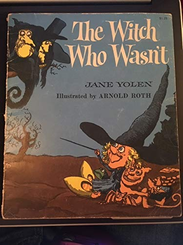 9780020457305: The Witch Who Wasn't