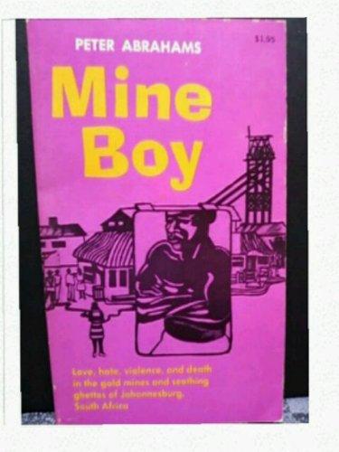 9780020480501: Mine Boy